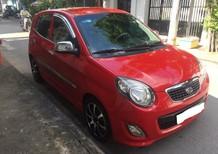 Cần bán xe Kia Morning đời 2011, màu đỏ, số sàn