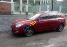 Bán Hyundai i30 CW 2011, màu đỏ, nhập khẩu nguyên chiếc, xe không bung, không sữa, lốp còn rin, chưa thay