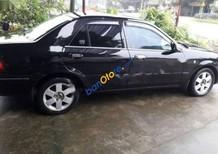 Cần bán lại xe Ford Laser Ghia 1.8 MT năm sản xuất 2003, màu đen chính chủ, giá 160tr