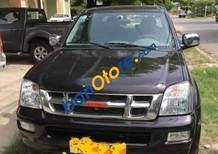 Bán Isuzu Dmax sản xuất 2007, màu đen, xe đẹp từ trong ra ngoài, máy móc nguyên rin