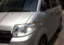 Cần bán Suzuki APV năm sản xuất 2013, màu bạc