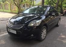 Bán ô tô Toyota Vios 1.5 E 2012, màu đen xe đăng ký chính chủ tên tôi