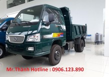 Xe tải ben 2.5 tấn Trường Hải Thaco FLD250C tại Hải Phòng
