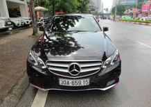 Mercedes E250 2015 màu đen
