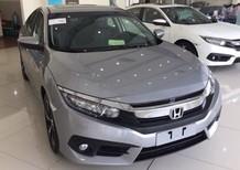Bán xe Honda Civic 1.5L VTEC TURBO đời 2017, màu bạc, nhập khẩu, giá 890tr LH 0903.273.696
