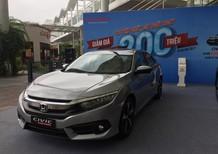 Honda Hà Nội! Honda Civic 1.5L VTEC Turbo đời 2019, màu bạc, nhập khẩu, giá 890tr - LH 0903.273.696