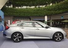 Bán xe Honda Civic 1.5L VTEC Turbo đời 2018, màu bạc, nhập khẩu, giá 890tr - LH 0903.273.696