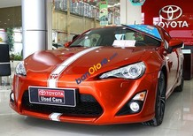 Bán ô tô Toyota FT 86 2.0 năm sản xuất 2012, giá tốt
