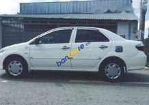 Bán ô tô Toyota Vios 1.5G sản xuất năm 2004, màu trắng