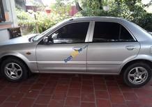 Bán ô tô Mazda 323 GLX sản xuất năm 2002, màu bạc chính chủ