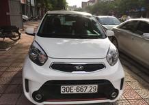 Cần bán xe Kia Morning 1.25 Si đời 2017, màu trắng, chính chủ
