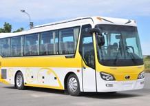 Giá xe 29 chỗ Trường Hải, xe 29 chỗ Thaco medow TB85S thân dài 8. 5m