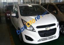 Chevrolet Spark đời 2017, màu trắng, liên hệ mua xe: 0933 415 481
