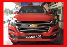Cần bán xe Chevrolet Colorado LTZ đời 2017, màu đỏ, nhập khẩu chính hãng