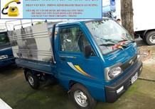 Xe tải nhỏ máy xăng Thaco Towner800. Tải trọng 900kg. Mới 2017 EURO4. Góp 80% trong 7 năm