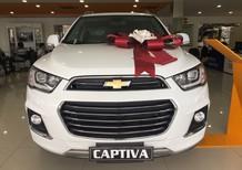Bán xe Chevrolet Captiva LTZ đời 2018, màu trắng, giá cực tốt