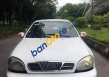 Cần bán gấp Daewoo Lanos năm sản xuất 2003, màu trắng, giá tốt