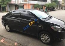 Bán Toyota Vios MT năm sản xuất 2011, màu đen, giá chỉ 270 triệu