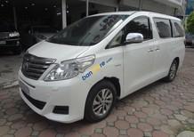 Bán Toyota Alphard đời 2014, ĐK 2015, màu trắng, nhập khẩu