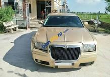 Bán Chrysler 300C đời 2007, màu vàng, mới bảo dưỡng, hồ sơ đầy đủ