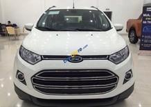 Cần bán Ford EcoSport Titanium 1.5L AT tại Thái Nguyên, màu trắng, giá thương lượng