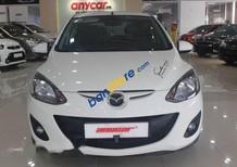 Bán Mazda 2 S đời 2013, màu trắng , xe đăng ký tên tư nhân lần đầu tháng 05/2013