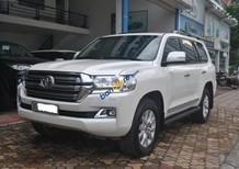 Cần bán Toyota Land Cruiser 4.6 năm 2016, màu trắng, nhập khẩu, xe đẹp