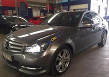 Bán Mercedes C200 Blue Efficiency đời 2012, thay dầu bảo dưỡng định kỳ, máy nguyên, sơn đẹp, đăng ký 06/2013