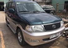 Cần bán Toyota Zace đời 2004, giá 315tr, TPHCM