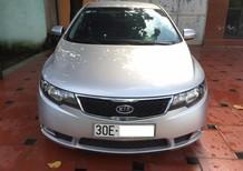 Cần bán Kia Forte Sx 2012, màu bạc