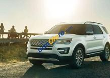 Bán Ford Explorer sản xuất 2017, nhập khẩu nguyên chiếc từ Mỹ, hỗ trợ vay 80%