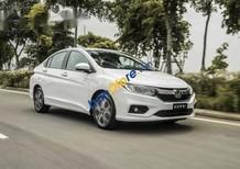 Bán xe Honda City đời 2017, màu trắng, xe còn mới, chủ xe là nữ