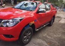 Cần bán lại xe Mazda BT 50 2.2L 4x4MT sản xuất 2016, màu đỏ chính chủ, giá chỉ 555 triệu