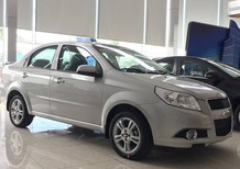 Bán Chevrolet Aveo 5 chỗ số động - Cam kết giá tốt - Vay 90% toàn quốc LH 0912844768