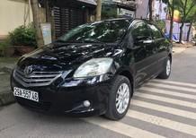 Cần bán Toyota Vios 1.5 E 2012, màu đen chính chủ