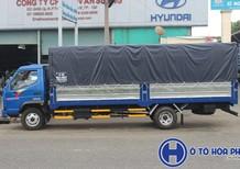 Xe tải Hyundai 1T9 thùng dài 6m2, khung chassis kép chạy bền