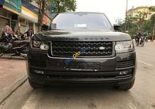 Cần bán LandRover Range Rover LWB hybrid sản xuất 2017, màu xám, xe nhập