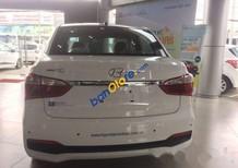 Bán ô tô Hyundai Grand i10 năm sản xuất 2017, màu trắng