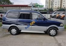 Bán ô tô Toyota Zace 1.8 GL đời 2000, xe tên tư nhân 8 chỗ ngồi, xe đi rất ít, giữ gìn quá cẩn thận