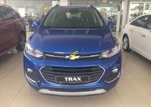 Bán Chevrolet Trax năm 2018, màu xanh lam, nhập khẩu giá cạnh tranh