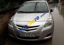Cần bán Toyota Vios sản xuất năm 2008, màu bạc chính chủ, giá 300tr