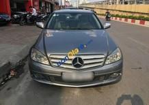 Bán xe Mercedes C230 đời 2008, màu xám xe gia đình, giá chỉ 580 triệu