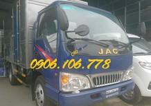 Cần bán JAC HFC sản xuất năm 2017, màu xanh lam