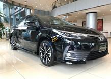 Bán Toyota Corolla Altis 2.0V CVT Sport đời 2018, Khuyến mãi tiền mặt và phụ kiện bảo hiểm, Km cực lớn
