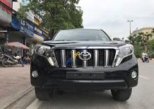 Cần bán Toyota Land Cruiser Prado VX năm sản xuất 2016, màu đen, xe nhập