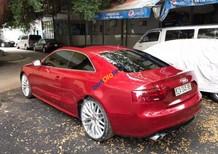Cần bán lại xe Audi A5 sản xuất năm 2010, màu đỏ, xe nhập, 939tr