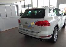 Bán xe Volkswagen Touareg GP 3.6 AT năm sản xuất 2017, màu trắng, nhập khẩu