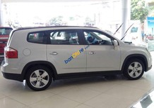 Bán xe Chevrolet Orlando LT màu bạc, trả góp ngân hàng - LH: 090 102 7 102 gặp Nhâm Huyền