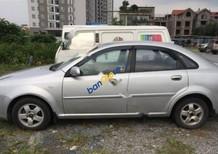 Bán Daewoo Lacetti EX 1.6 MT sản xuất năm 2005, màu bạc
