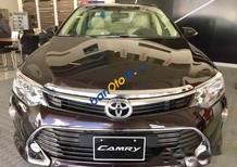 Bán Toyota Camry sản xuất 2017, màu đỏ